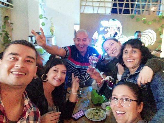 Urrao, קולומביה: Siempre familia ECO. 