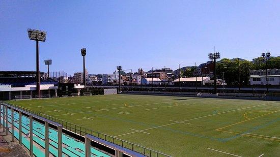 Nagasaki Municipal Rugby & Soccer Field