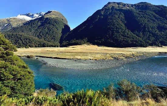 Makarora, نيوزيلندا: Siberia Valley walk