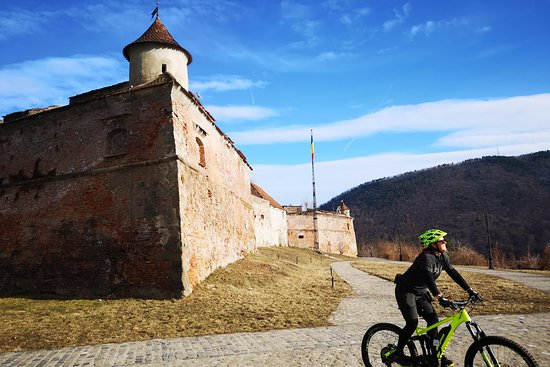 E-Bike Tours Brasov