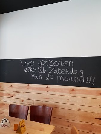 Cafe De Musik in Zuid district