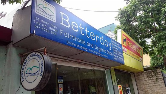 Betterday - Natural products