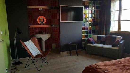 Tamerville, Francja: Chambre Nougat