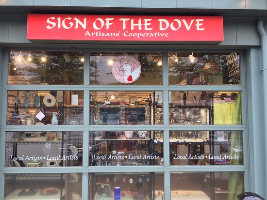 ‪Sign of the Dove Gallery‬