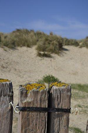 La plage d'Utah Beach se situe à 2 km.