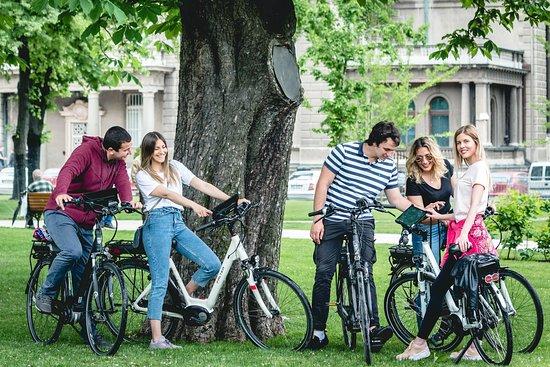 Belgrade E-bikes