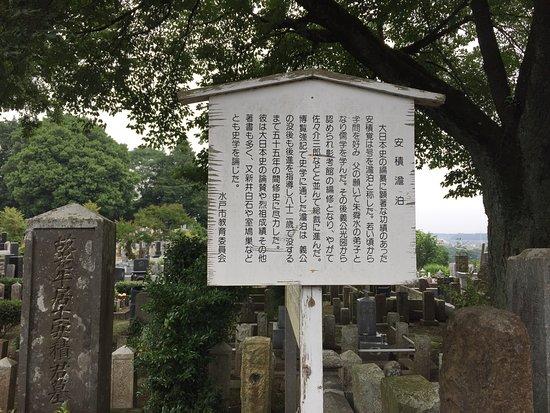 Fujita Touko's Tomb
