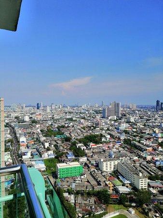 Chatrium Hotel Riverside Bangkok: من اعلى طابق
