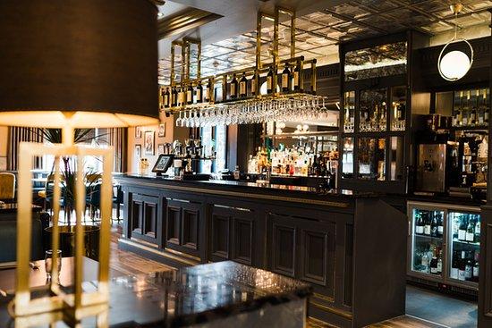 Bar at Caterina's Restaurant