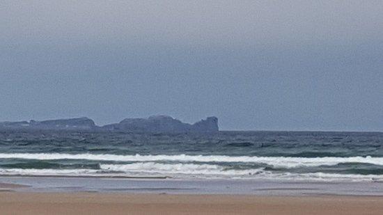 Falcarragh, Ierland: Drumnatinny Beach