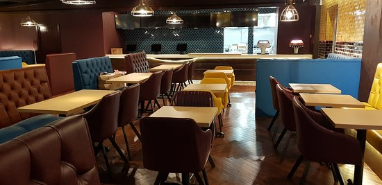 BIG FILLA - Clean, Quirky, Funky, Comfortable Environment