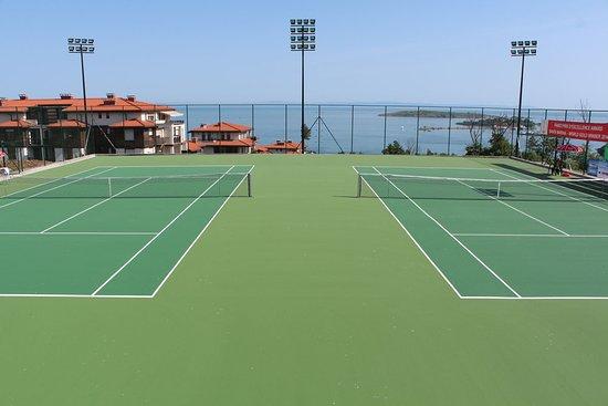 Tennis Center Santa Marina