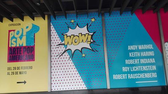 Exposición de Pop Art