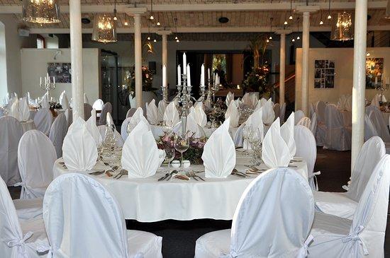 Parkrestaurant im Hofgut Winnerod: Hochzeit