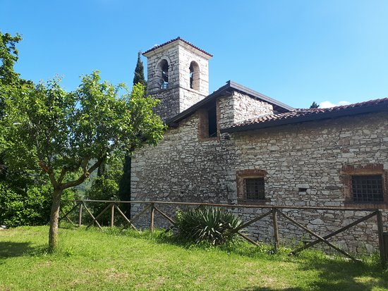 Ome, إيطاليا: chiesa