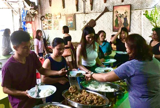 Tataboom Bar & Restaurant: Tataboom's Taste and See event for travel agents and tour guides.