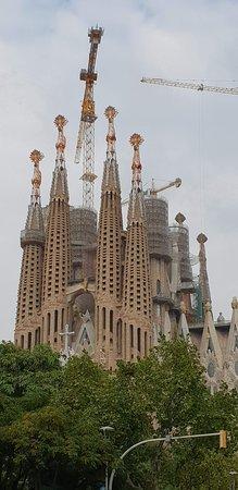 Placa de la Sagrada Familia