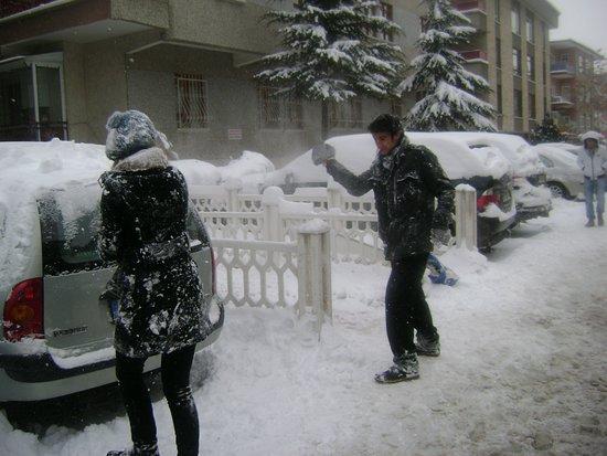 Province d'Ankara, Turquie : ANKARA