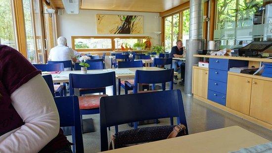 Restaurant Jordan: Innen