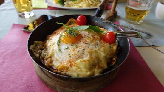 Restaurant Jordan: Mein Rösti