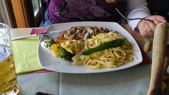 Restaurant Jordan: Schnitzel