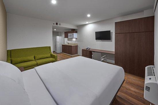Extended Suites Saltillo Galerias: Suite Sencilla