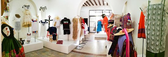 Mexican Ethnic Clothing Museum