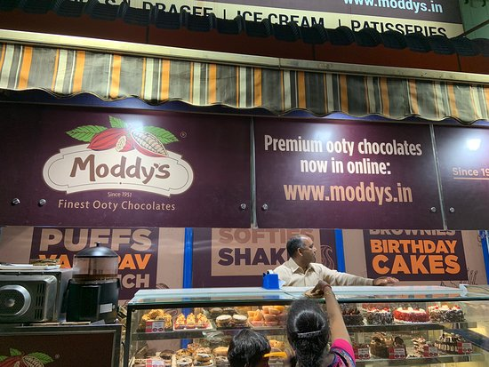 Moddy's Chocolates