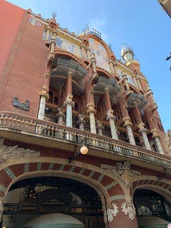 Palace of Catalan Music – fotografia