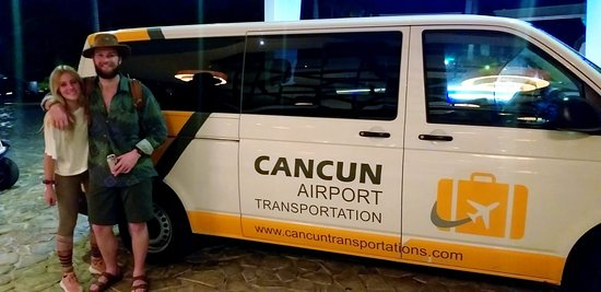 Happy Customers - Cancun Airport Transportation