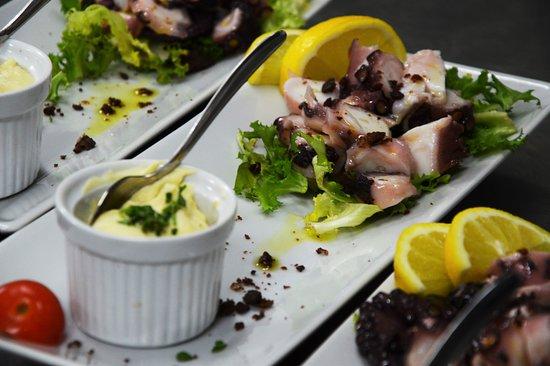 Polpo dello chef - Gusto Glam - Ostia