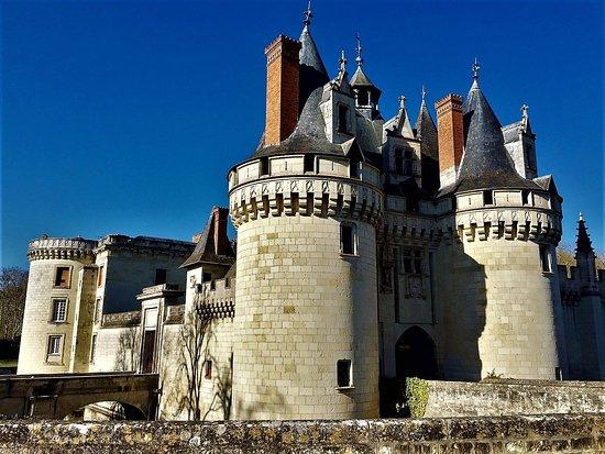 Chateau de Dissay
