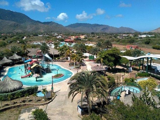 Parque El Agua Isla de Margarita