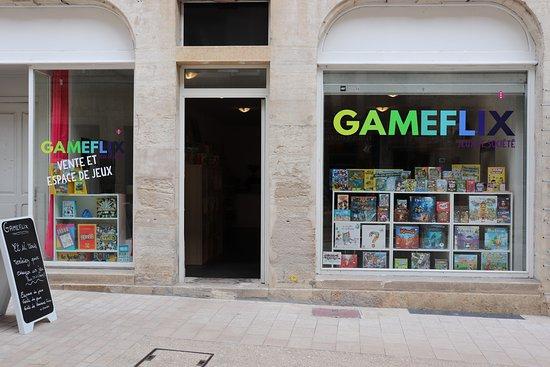 Dole, France: Aperçu des jeux proposés en magasin
