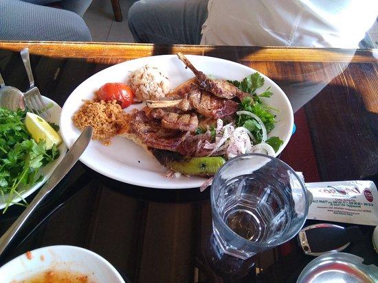 Türkisches Essen par exellence