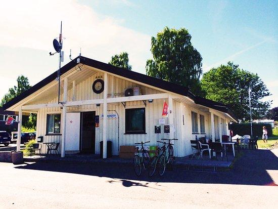 RØRESTRAND CAMPING (Horten, Norge) Campingplass