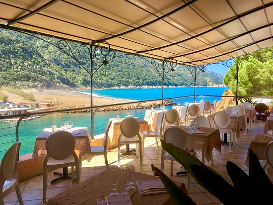 Carte Corse Porto Ota.Restaurant Bar Glacier The B Of Belvedere Ota French Restaurant