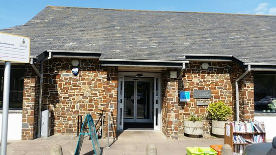 Bude Library