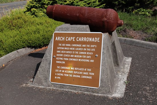 Arch Cape Carronade Replica
