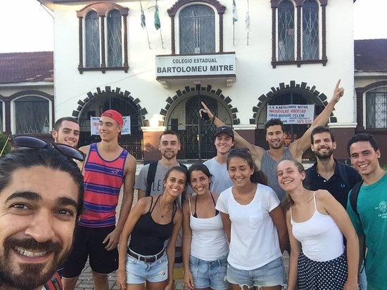 Iguassu Free Walking tour