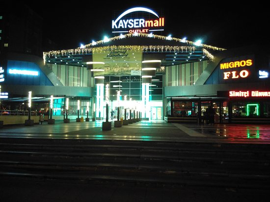 KAYSERmall AVM