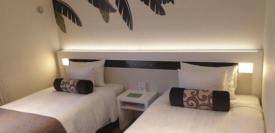Schönes Hotel, klasse Aussicht, Super Zimmer