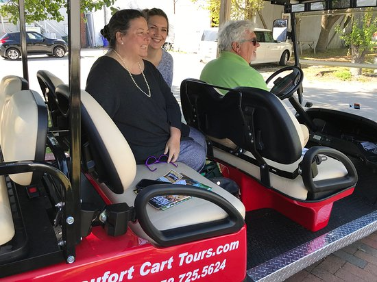 Beaufort Cart Tours: Family adventures - a gift of memories together