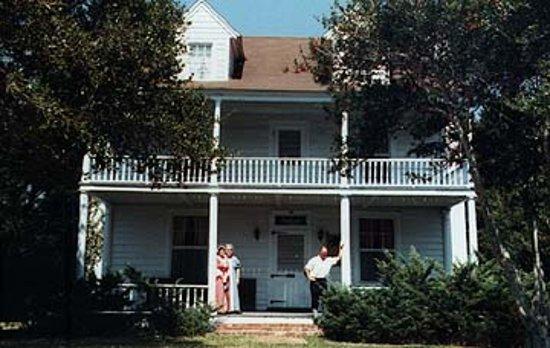 Μπόφορτ, Βόρεια Καρολίνα: Colonial homes from 1709. That's a long time ago!