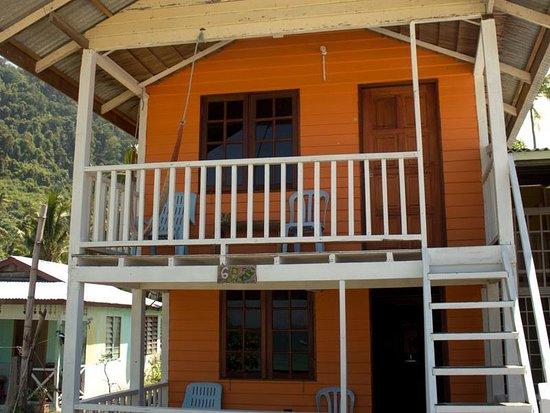 Balcony - Picture of Beach Shack Tioman, Pulau Tioman - Tripadvisor