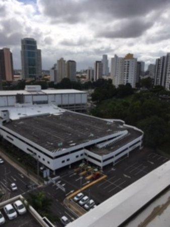 Iguatemi Business Flat: vista