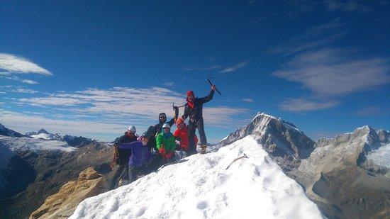 Andean Alpes照片
