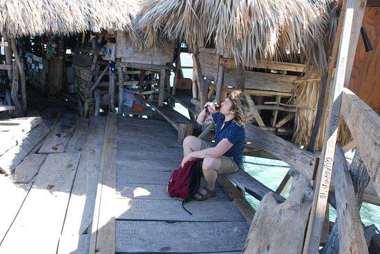 Shrimpy's Tours and Transfer: Pelican Bar
