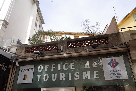 Office du Tourisme de Vence