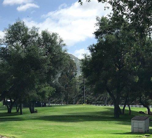 The Oaks Course